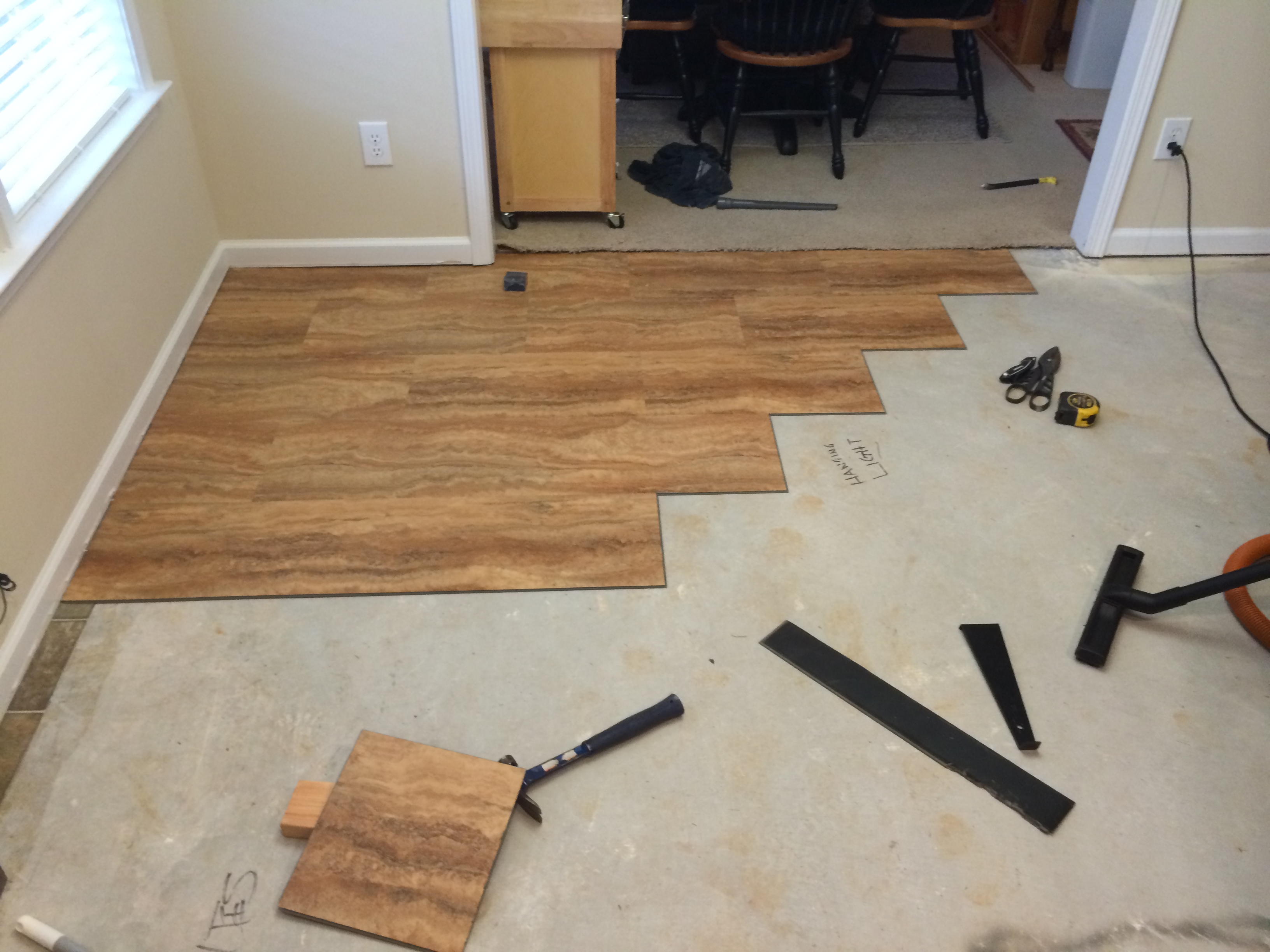 click in flooring
